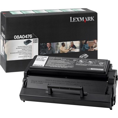 Toner Lexmark Return Black 3.000 Pagini