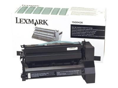 Toner Lexmark C752 Black 15.000 Pagini