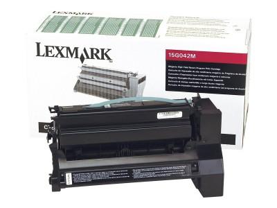 Toner Lexmark C752 Cartridge Magenta 15.000 Pagini