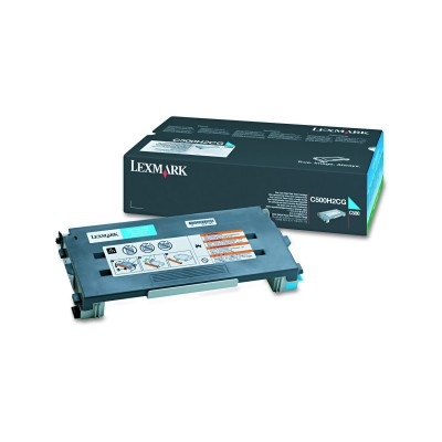 Toner Lexmark C500dn  Cyan 3.000 Pagini