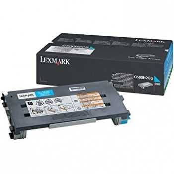 Lexmark Cartridge (C500H2CG) Cyan 3k