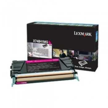 Lexmark Cartridge Magenta (X748H3MG) Corporate