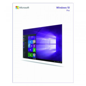 Microsoft Windows 10 Pro, 32/64 bit, Eng Intl, USB, Licenta Electronica