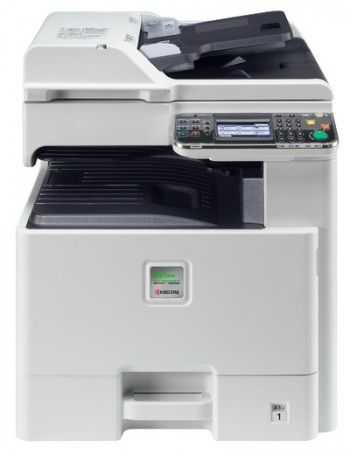 Multifunctional A3 color Kyocera FS-C8025MFP