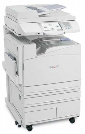 Multifunctional Laser Color Lexmark X940E