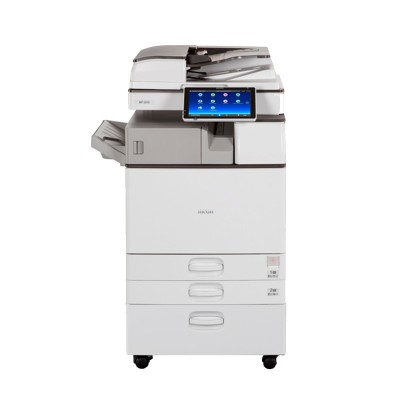 Multifunctional A3 Ricoh MP 2555SP cu Masa Sistem si Toner