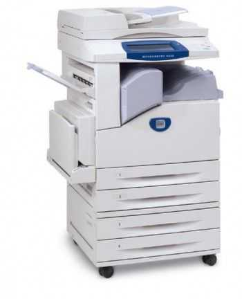 Multifunctional A3 Xerox WorkCentre 5222