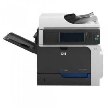 Multifunctional A4 HP Color LaserJet CM4540