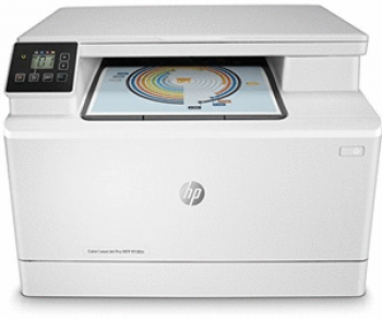 Multifunctional A4 HP Color LaserJet M180n