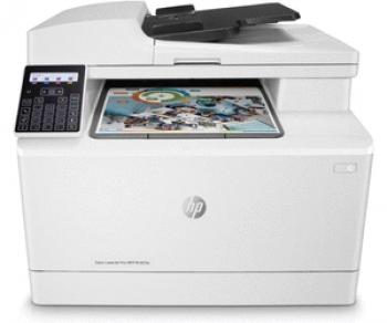 Multifunctional A4 HP Color LaserJet M181FW