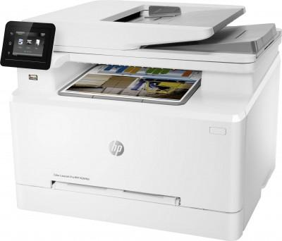 Multifunctional A4 HP Color LaserJet M283fdn