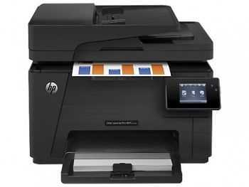 Multifunctional A4 HP Color LaserJet Pro MFP M177FW