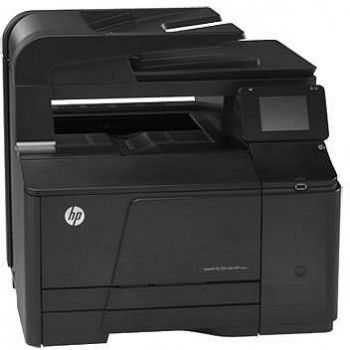 Multifunctional A4 HP LaserJet Pro 200 color M276nw