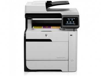 Multifunctional A4 HP LaserJet Pro 300 color M375nw