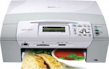 Multifunctional Brother DCP-385C