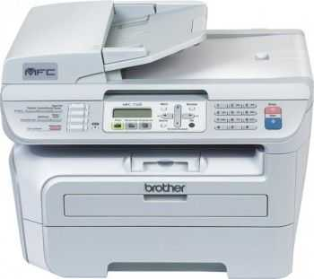 Multifunctional Brother MFC-7320