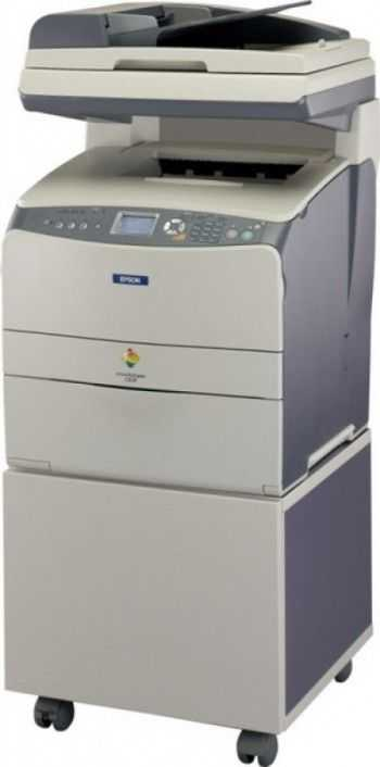 Multifunctional color Epson  AcuLaser CX11NFC
