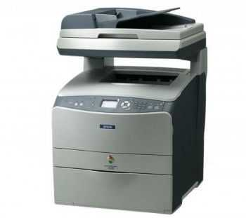 Multifunctional color Epson  AcuLaser CX21N
