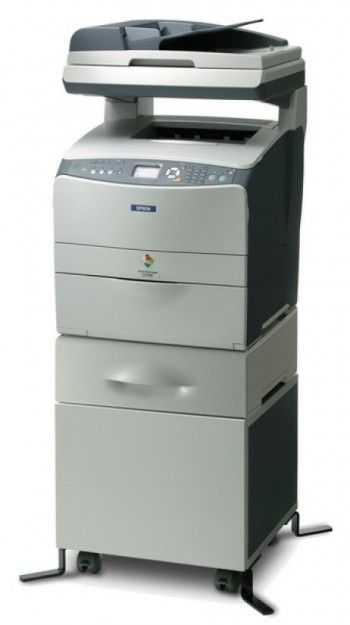 Multifunctional color Epson  AcuLaser CX21NFCT