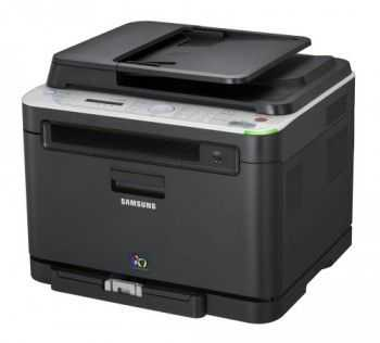 Multifunctional color Samsung CLX-3185FW