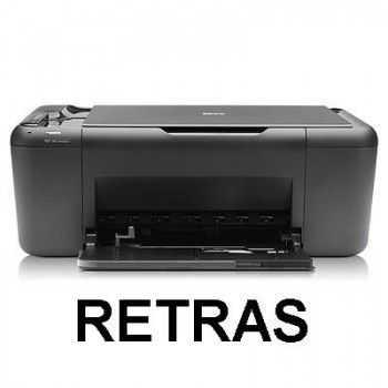Multifunctional HP Deskjet F4580