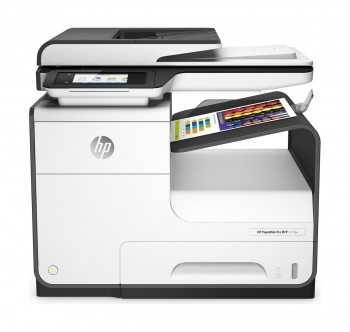 Multifunctional HP inkjet A4 PegeWide Pro 477dw