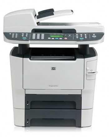 Multifuncţional HP LaserJet M2727nfs