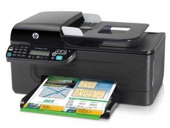 Multifunctional HP Officejet Pro 4500 wreless