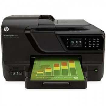 Multifunctional HP Officejet Pro 8600 e-AiO