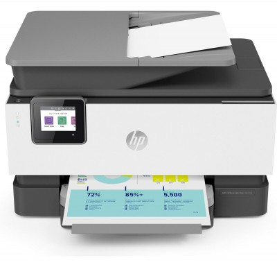 Multifunctional HP OfficeJet Pro 9010 All-in-One