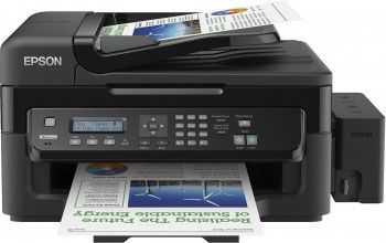 Multifunctional inkjet A4 Epson L486