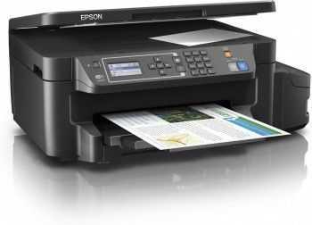 Multifunctional inkjet A4 Epson L605