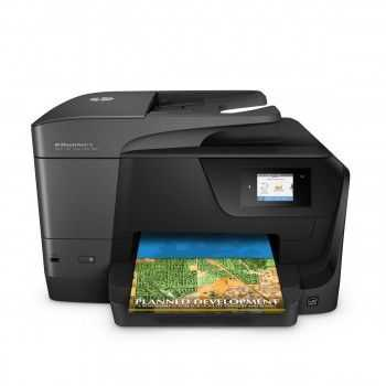 Multifunctional HP Inkjet HP Officejet Pro 8710