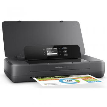 Multifunctional InkJet Mobil OfficeJet 252