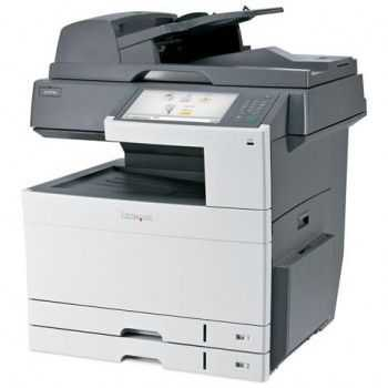 Multifunctional Laser Color Lexmark X925DE
