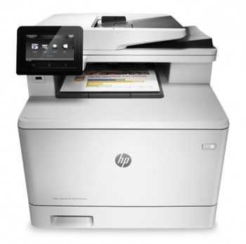 Multifunctional A4 HP Color M477fdw