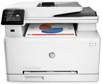 Multifunctional A4 HP Color LaserJet Pro MFP M274n