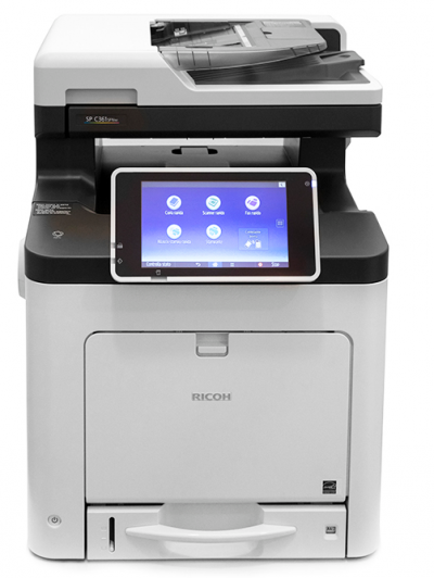 Multifunctional Led Color Ricoh SP C360SNW