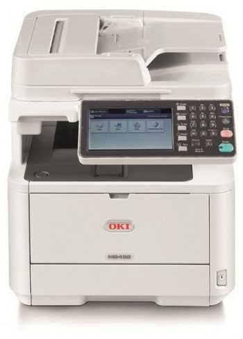 Multifunctional Oki MB492dn