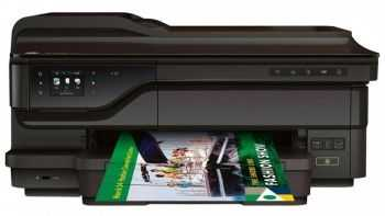Multifunctional A3 HP Officejet 7612