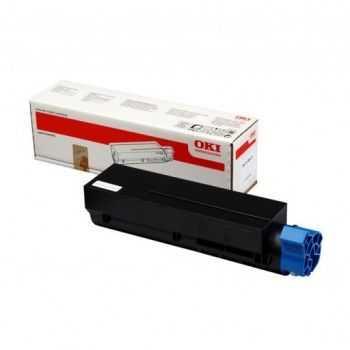 Toner Original Oki B412 MB472 Black 7000 Pagini