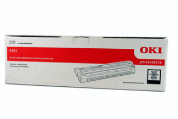 Drum Unit Oki C931 Black 40000 Pagini (45103716)