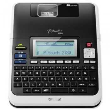 P-touch imprimanta etichete monocolor PT2730