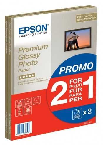 Premium Glossy Photo Paper - 2 for 1