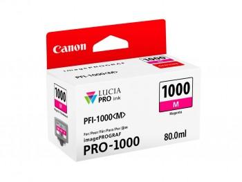 Rezervor de Cerneala Magenta PFI-1000M