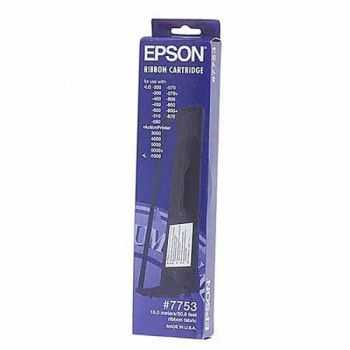 Ribon Epson 7753 LQ300 - II black