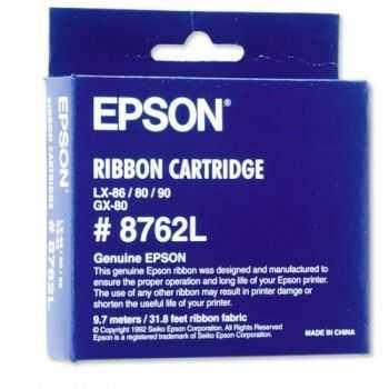Ribon Epson 8762L black
