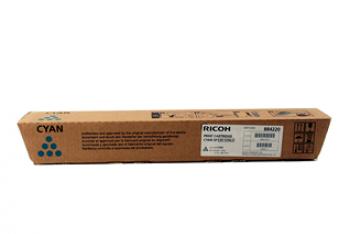 Toner Cartridge Ricoh Type SPC811 Cyan LC 8000 Pagini (821224)