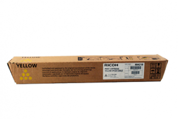Toner Cartridge Ricoh Type SPC811 Yellow LC 8000 Pagini (821222)