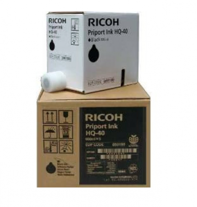 Ricoh Ink JP 4500 HQ 40 Black (817225) (893188)